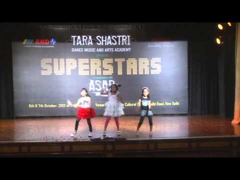 S for Soniya-Tara Shastri Dance Academy...
