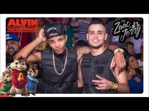 Alvin E Os Esquilos - Bumbum Granada (Mcs Zaac & Jerry)