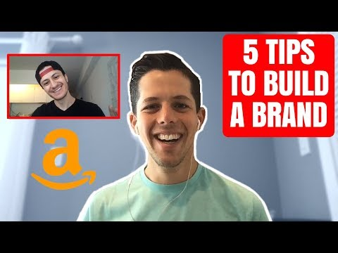 Build a MILLION Dollar BRAND on Amazon FBA with Matt Loberstein (Watch Before Starting FBA!)
