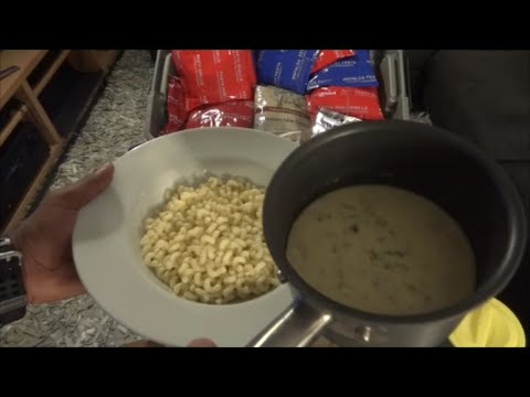 Shelter At Home Agenda #1: My Patriot Supply Emergency Survival Food Review