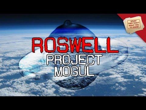 Roswell: Project MOGUL