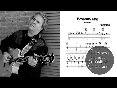 Christmas Song - Doyle Dykes (Transcription)
