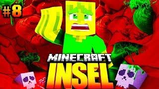 Im MAGEN vom KILLER KRAKEN?! - Minecraft INSEL #08 [Deutsch/HD]