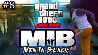 GTA Online - Men in Black