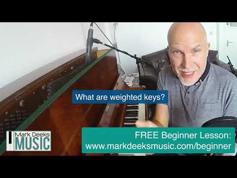 How To Buy A Piano Or Keyboard - Buyer's Guide