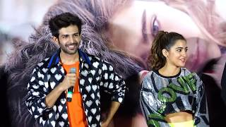Sara Ali Khan KISSES Kartik Aryan After BREAK UP With Ananya Pandey In Love Aaj Kal 2
