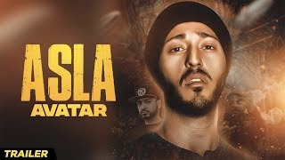 ASLA Avatar ft. SJAM (TRAILER) Harm Sandhu