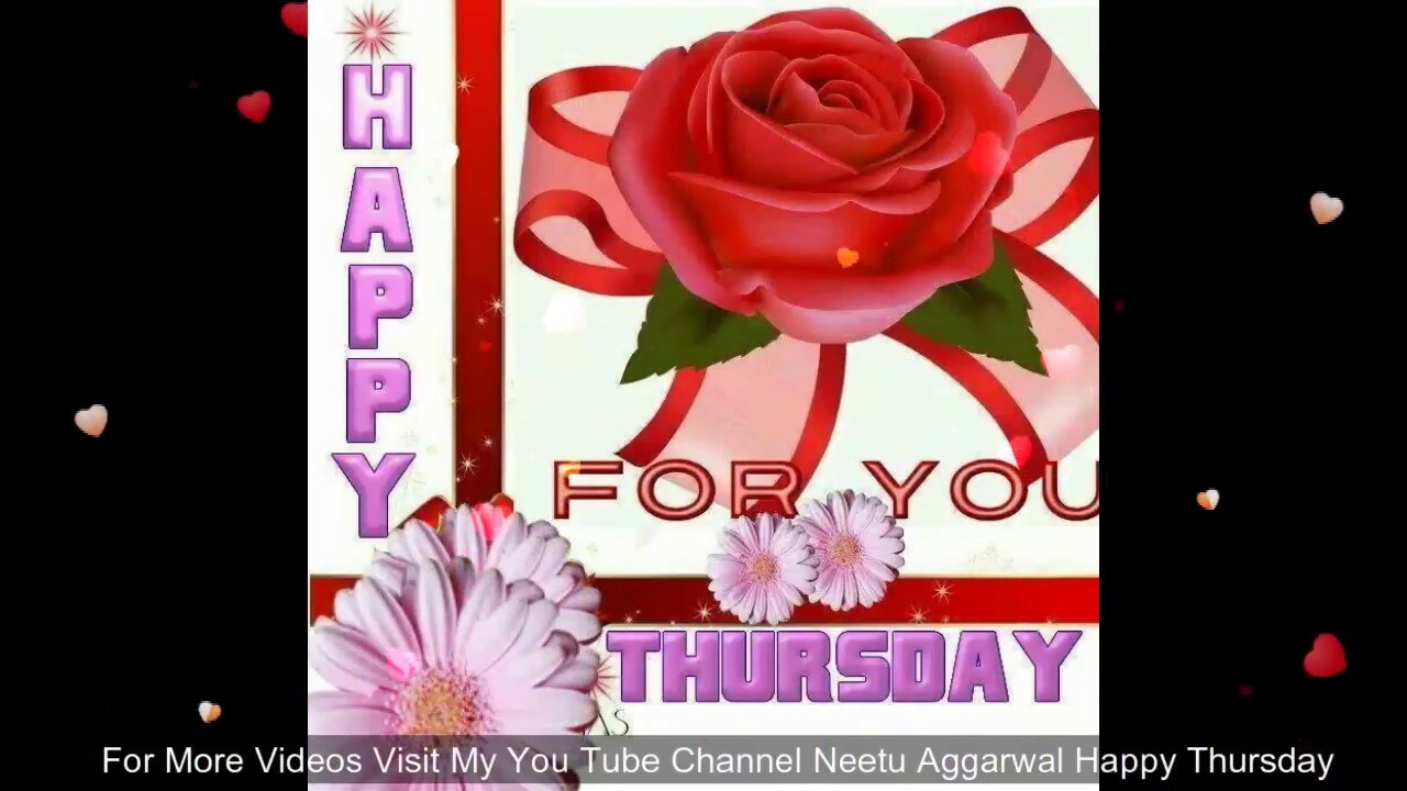 Happy Thursday Wishesgreetingsquotessmssayinge Cardwallpapers