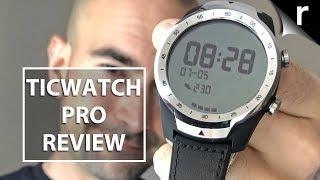 TicWatch Pro Review | Dual-screen smartwatch