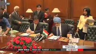 Japan, India ageee on joint gas & oil development