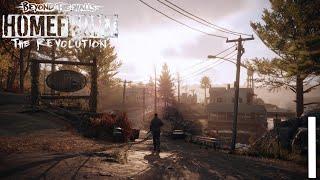 """Прохождение Homefront: The Revolution - DLC Beyond the Walls #1 """"Агент из НАТО"""""""