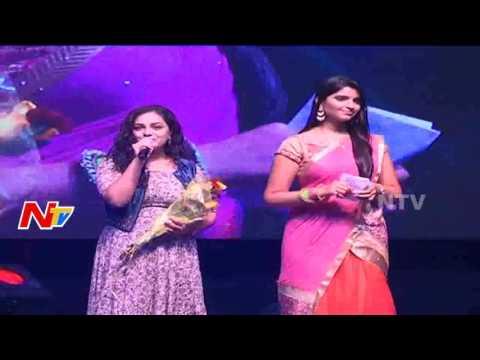 Nithya Menen Sings At NATA Convention 2016 In Dallas | US VIDEO | NTV