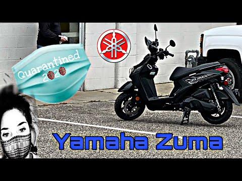 Buying A Scooter During Quarantine (2020 Yamaha Zuma)
