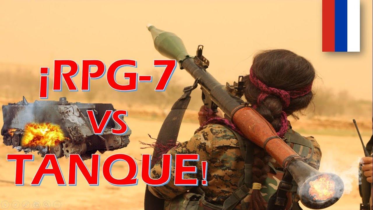 ¡RPG-7: la bazuca más FABRICADA de la HISTORIA! | Análisis