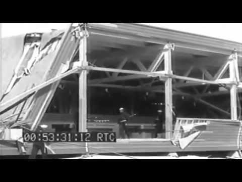 Views Of Damage Caused By Explosion, Port Chicago, California, 07/18/1944 (full)