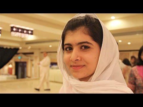 Pakistani Education Activist Malala Yousafzai Becomes Youngest Winner Of Nobel Peace Prize