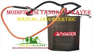 Video Tutorial Modifikasi sprayer semprot pertanian manual Jadi Sprayer elektrik HD download MP3, 3GP, MP4, WEBM, AVI, FLV September 2018