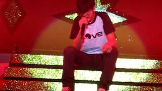 2009/07/31 蕭敬騰.善男信女.live巡迴演唱會.墾丁3