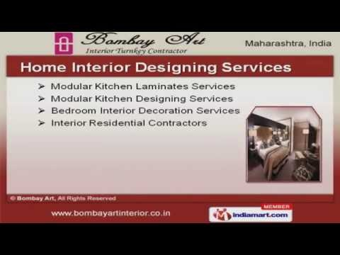 Interior Designing & Painting Services by Bombay Art, Thane