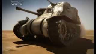 Великие танковые сражения №3  Битва при Эль Аламейне