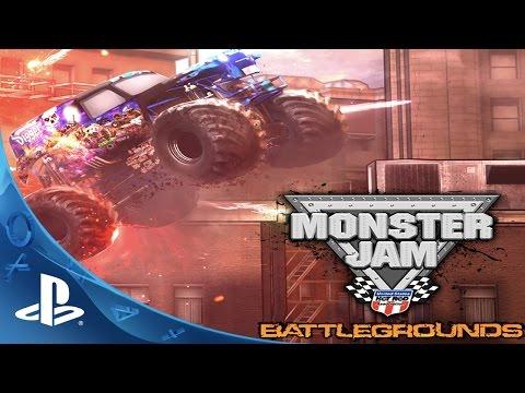 Resultado de imagem para Monster Jam: Crush It!