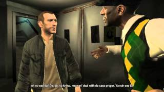GTA IV : Niko meets Real Badman