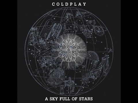 Coldplay - A Sky Full Of Stars & Oud (Orient) Cover (by Ersin Ersavas)