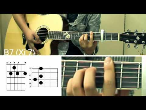 [Guitar]Hướng dẫn chơi: Bản tình ca mùa đông - Ost winter sonata