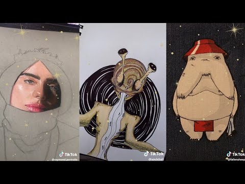 art compilation /tiktok/