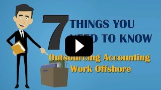 Outsourcing Accounting Work Offshore | Key Things You Need to Know