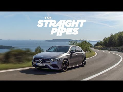 2019 Mercedes A Class A250 Review - SO MUCH TECHNOLOGY