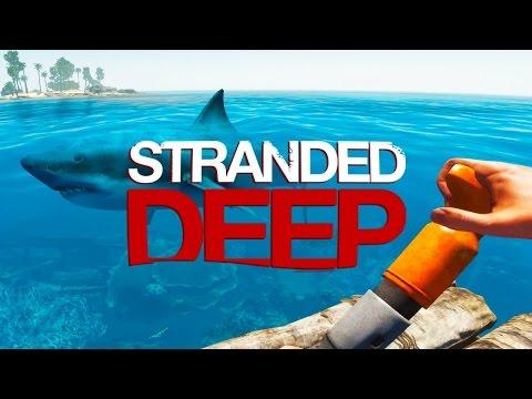Выживание в Stranded Deep #1 - Необитаемый остров