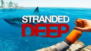 Выживание в Stranded Deep 1 - Необитаемый остров