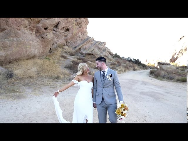 erika & howard barker wedding teaser