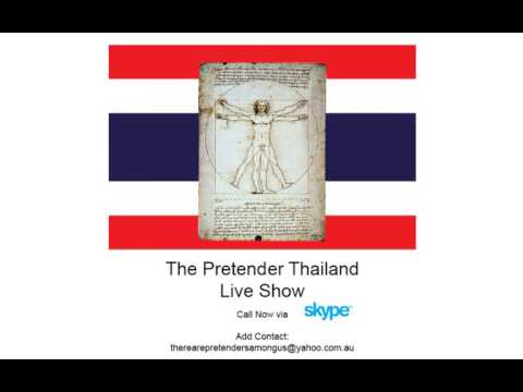 The Pretender Live Show Episode 10: Backpage Adult Section Shut Down In The USA