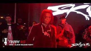 "Download TRIPPIE RED FULL SET  "" SKINS "" ALBUM RELEASE PARTY Mp3 and Videos"