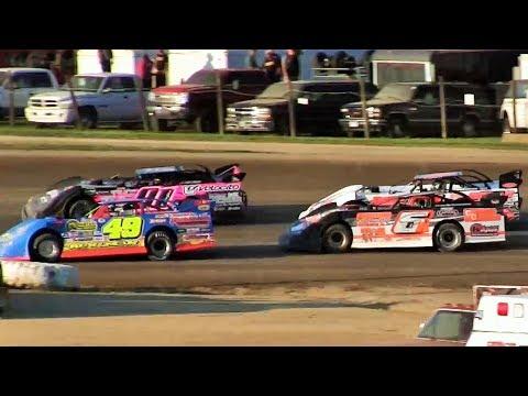 Late Model 1st Heat 7-15-17 Oakshade Raceway