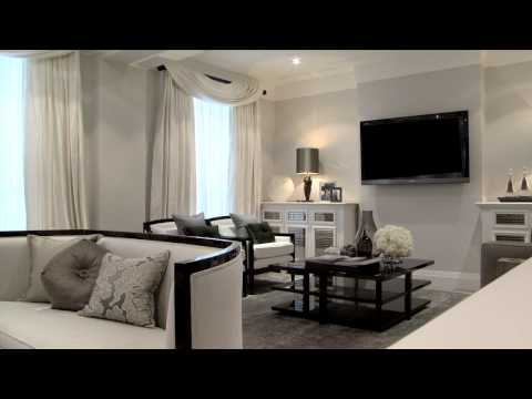 Katharine Pooley's Mayfair Apartment Home Dressing Case Study