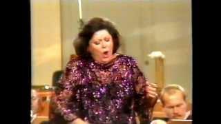 Margaret Price - E Susanna non vien...Dove Sono (Le nozze di Figaro) 1986