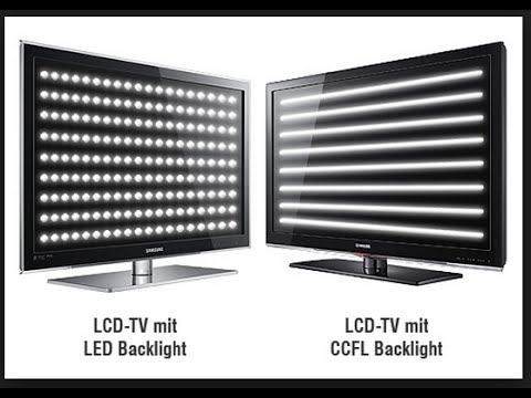 LCD TV vs LED TV backlight life and 2 ways to extend hdtv life