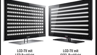 LCD TV vs LED TV backlight life and 2 ways to extend hdtv life thumbnail