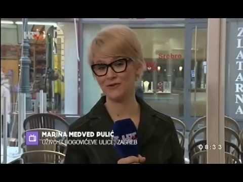 MARINA MEDVED PULIĆ, ZAGREB - BOGOVIĆEVA ULICA, 6.3.2015.