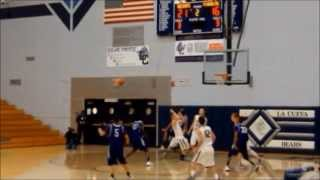 Manzano High School Basketball Warren Smith Highlights 2012/2013