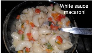White sauce macaroni  | cheese macaroni/pasta |yummm recipe #macaroni #pasta #justyummm #kidspecial