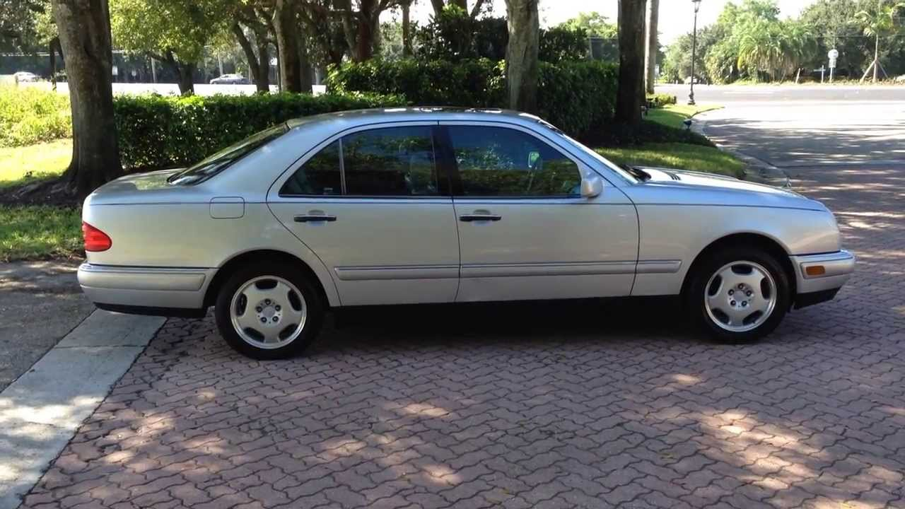 1997 mercedes benz e420 view our current inventory at fortmyerswa com [ 1280 x 720 Pixel ]