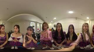 [뮤직뱅크 360 VR] 모모랜드 셀프캠 (MOMOLAND / Musicbank 360 VR Self Cam) 4K