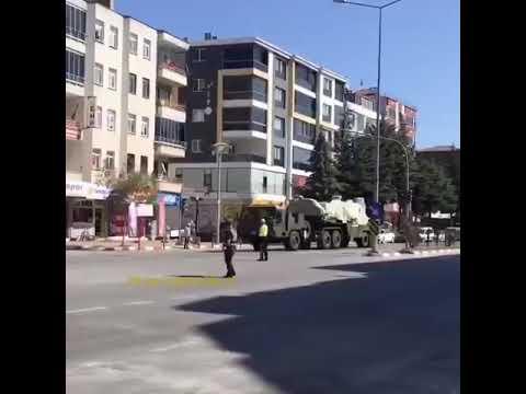 Ситуация накаляется - Турция перебросила в Самсун ЗРС С-400