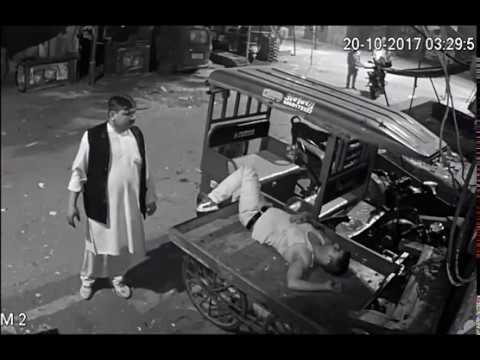 cctv camera chori video at diwali night