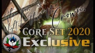 Exclusive Core Set 2020 Preview: Kethis, the Hidden Hand - Abzan Commander for MTG!