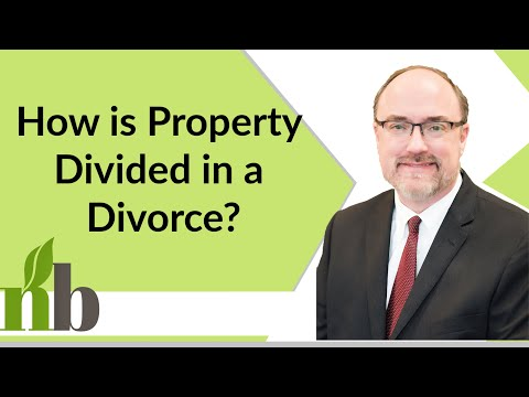 How is Property Divided in a Divorce? | Huntsville Alabama Divorce Attorneys | David Pace |